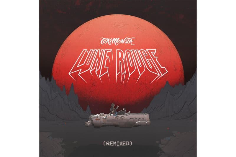 TOKiMONSTA Lune Rouge Remixed Album Stream april 2018 release date info drop debut premiere