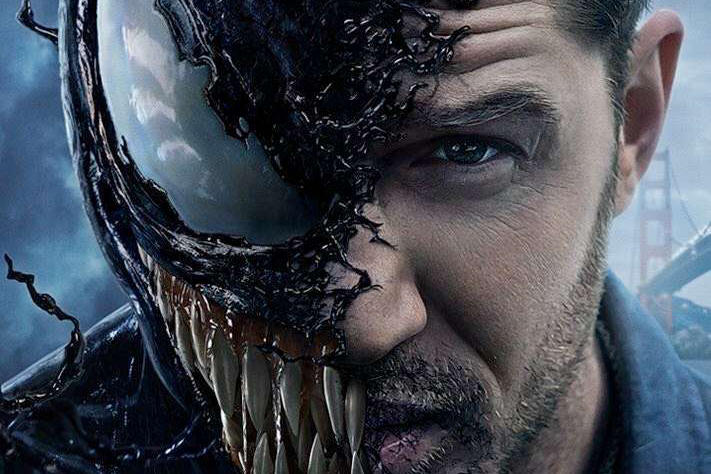 Tom Hardy Venom Transformation Clip Leak Marvel Sony Pictures
