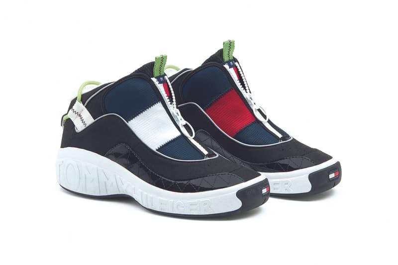 Tommy Hilfiger Tommy Jeans Fly Sneaker Retro 2018 release date info drop shoes footwear