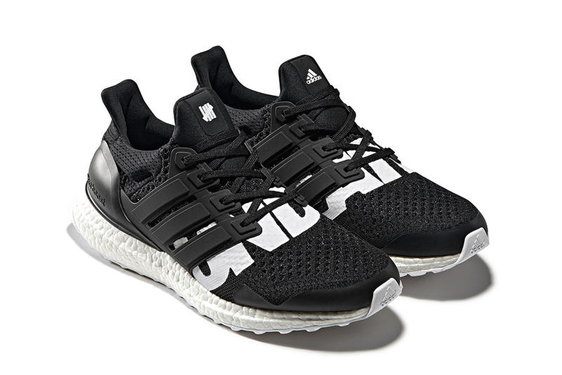 UNDEFEATED adidas Spring/Summer 2018 closer look UltraBOOST adizero adios 3 sneakers footwear trainers release information drop how to buy purchase
