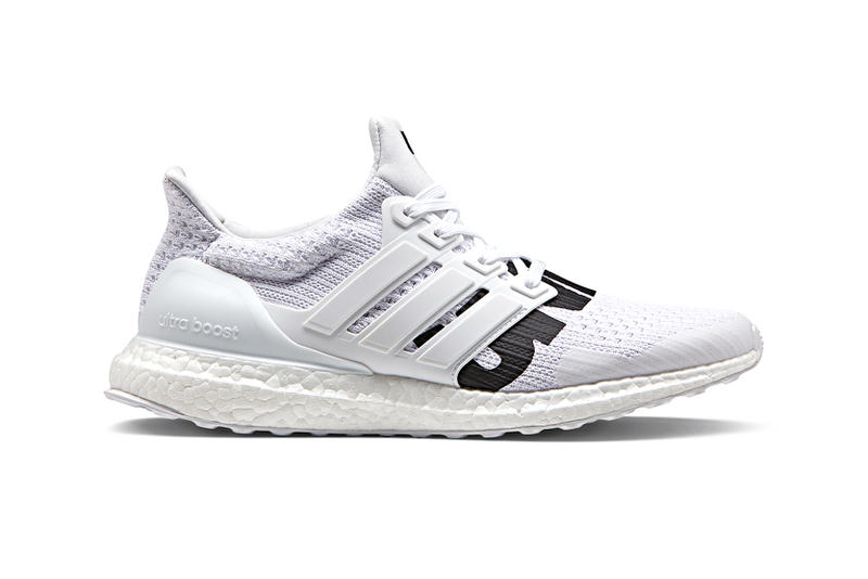 74878bade7371 UNDEFEATED adidas Spring Summer 2018 closer look UltraBOOST adizero adios 3  sneakers footwear trainers release