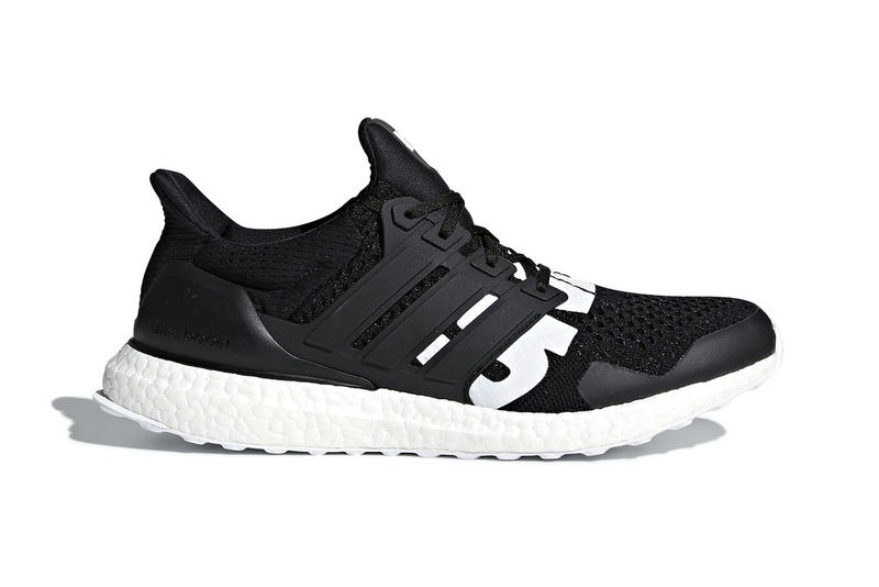 UNDEFEATED adidas UltraBOOST Store List Release Date Info Black White