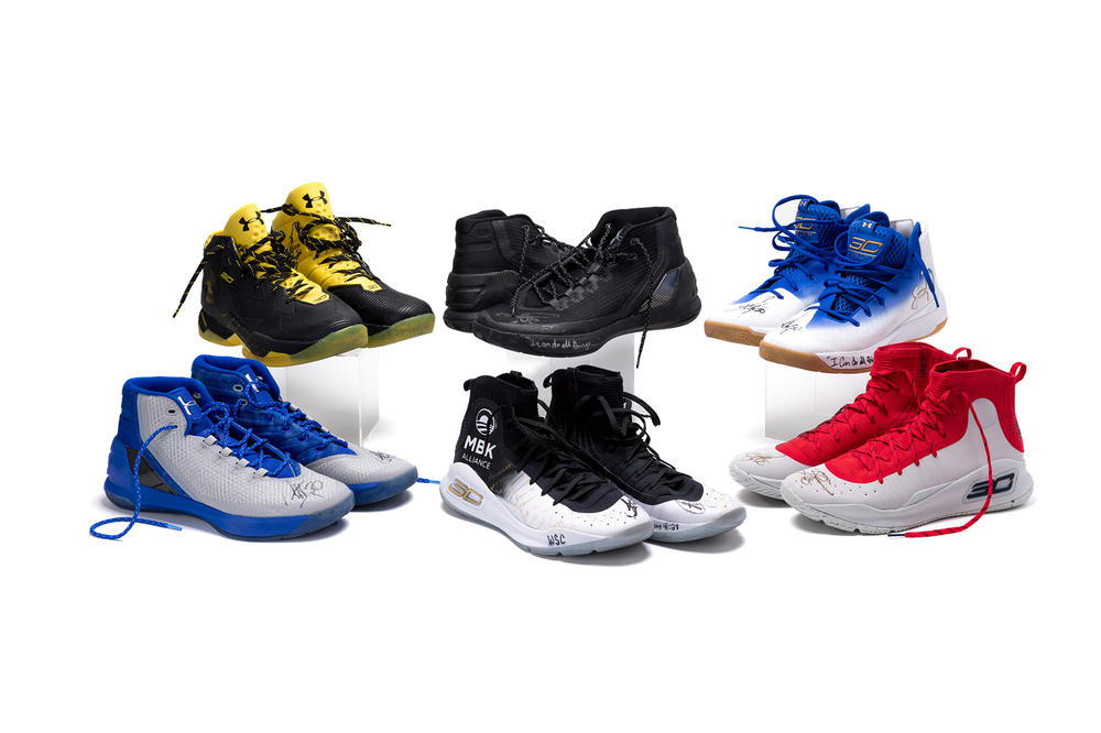 Under Armour StockX Charity Campaign