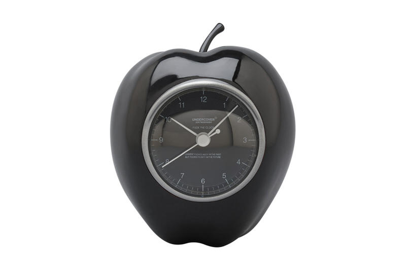 UNDERCOVER Jun Takahashi Gilapple Clock Black Medicom Toy Release Information Details How to Buy Cop Purchase Pick Up