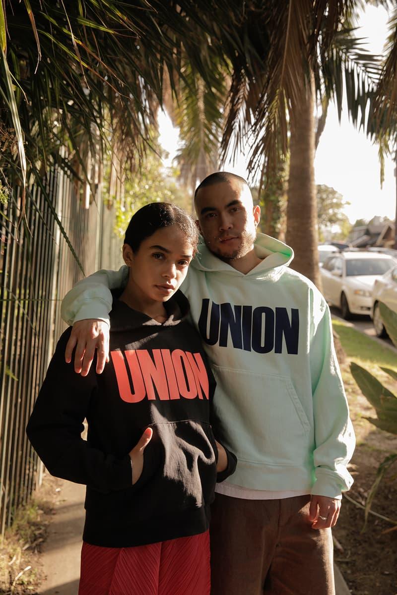 Union Spring Summer 2018 Part 2 Lookbook ss18 collection los angeles tokyo la