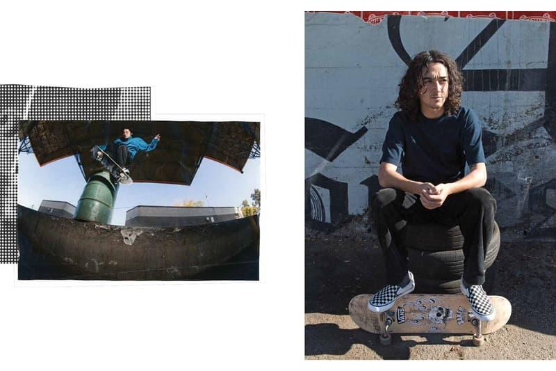 Vans Era Pro Checkerboard Jason Dill Lookbook Red Blue Black Yellow