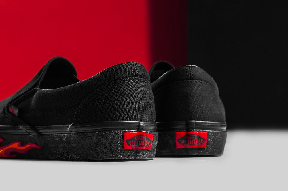 Vans Gets Fired-Up With \