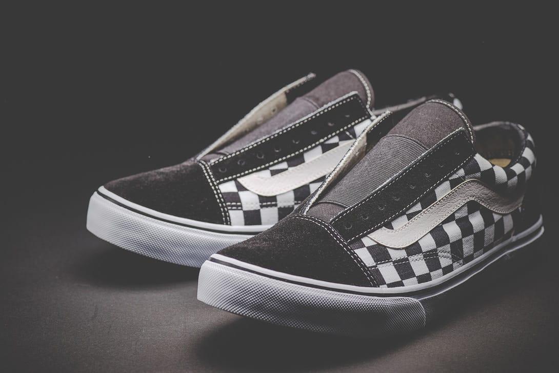 Vans Old Skool Band Slip-On Shoe