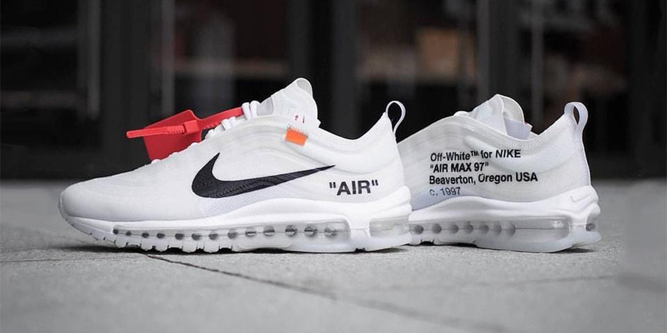 check-out 5ec1d 39bc9 Virgil Abloh x Nike Air Max 97