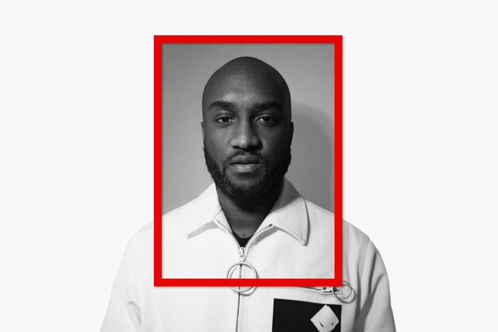 Virgil Abloh Louis Vuitton Time Magazine 100 Influential People World Takashi Murakami Off-White