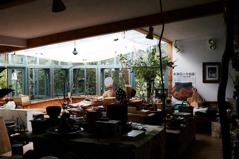 Visvim Dissertation Bamboo Dye Yoshiko Jenzenji Artist Workshop Natural Dyeing Products Plant Based Studio Visit Buy
