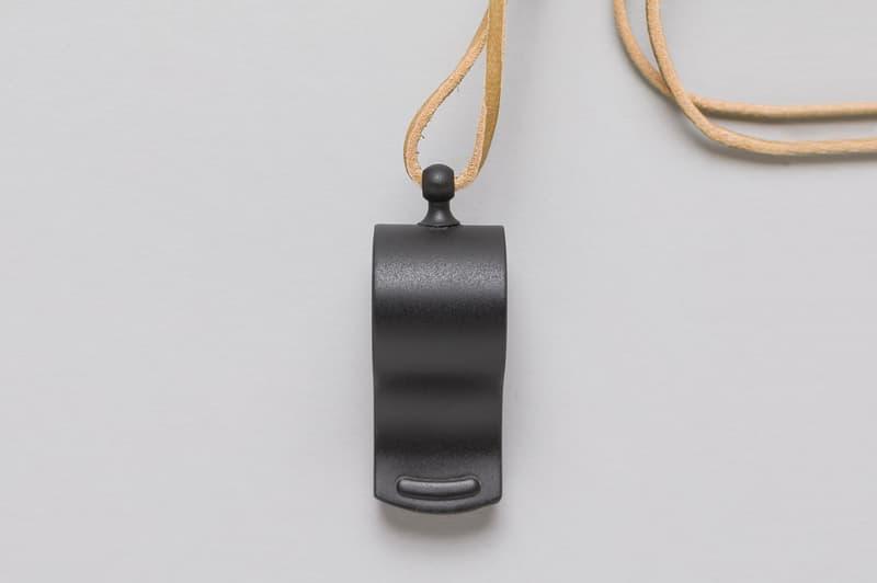 visvim Law Enforcement Whistle Spring Summer 2018 accessories necklace