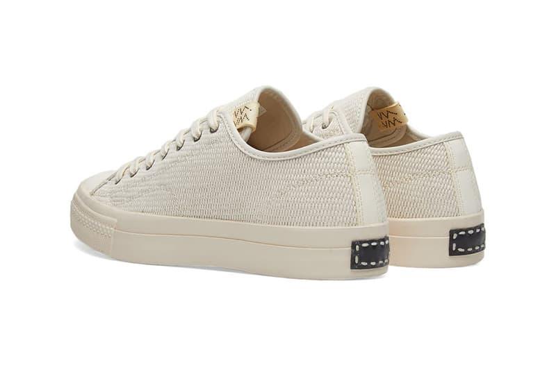 visvim SKAGWAY LO DOGI Spring Summer 2018 navy ivory release info sneakers footwear