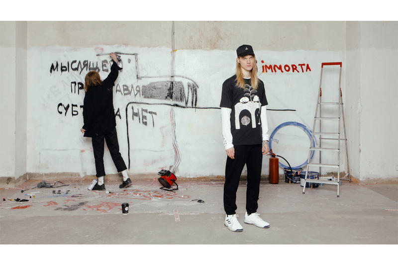 """VOLCHOK clothing Russia """"REPLICA"""" Collection Lookbook streetwear"""