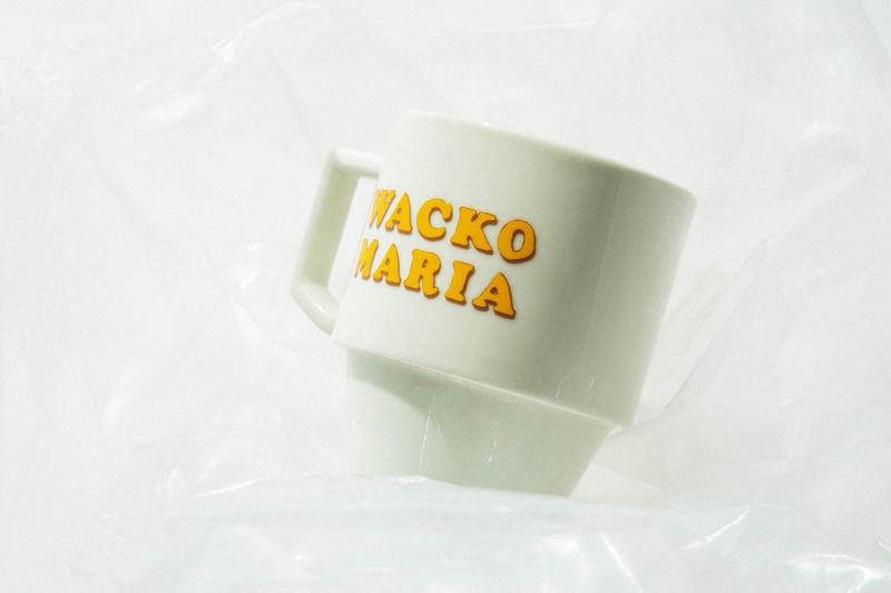 Wacko Maria Spring/Summer 2018 Collection HBX Delivery T-shirt Hoodie Cup Rug Graphics Japanese Streetwear Fashion Release Details