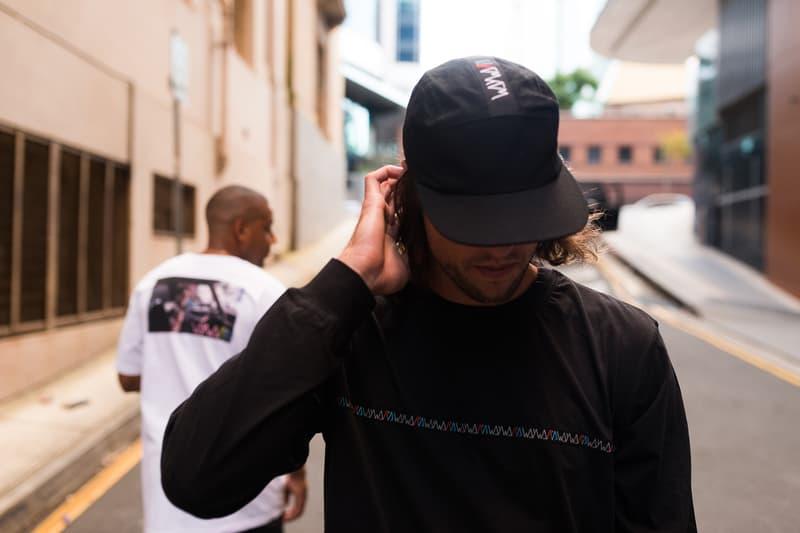 Wayward wheels Spring Summer 2018 Collection Lookbook Hoodie T-shirt Cap Hat Shorts streetwear