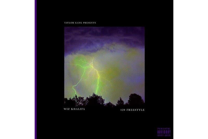 Wiz Khalifa 420 Freestyle music taylor gang 2018 april 20 release date info drop debut premiere
