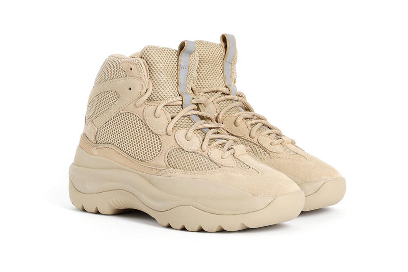 43a717859b5df YEEZY Season 6 Desert Rat Boot Taupe Release Kanye West
