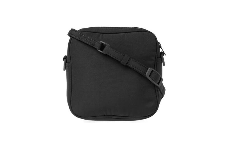YEEZY Season 6 New Bags gym bag cross body bag small cross body bag black iron taupe