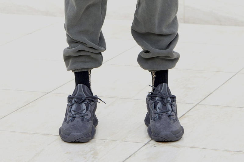 Kanye West adidas yeezy 500 yeezy 700 yeezy supply footwear 2018 april