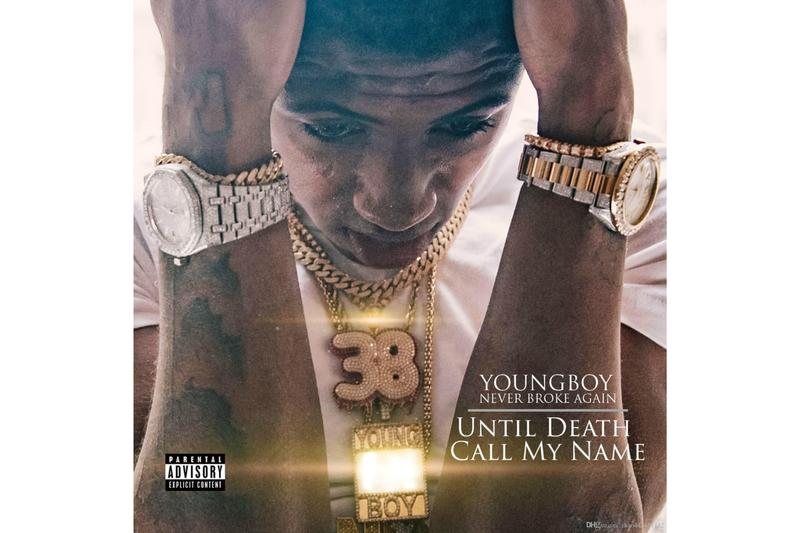 Youngboy Never Broke Again Until Death Call My Name Stream album mixtape april 27 2018 release date info drop debut premiere apple music itunes spotify