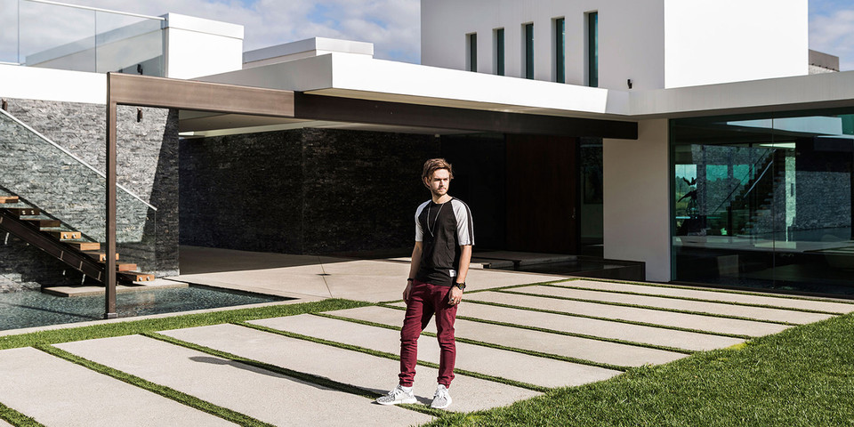 Zedd Gives Us a Tour of His $16 Million Mansion | HYPEBEAST