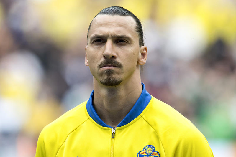 Zlatan Ibrahimovic sweden 2018 FIFA World Cup football soccer russia manchester united la galaxy
