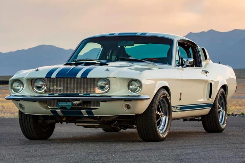 نتيجة بحث الصور عن Shelby Super Snake 1967 GT500