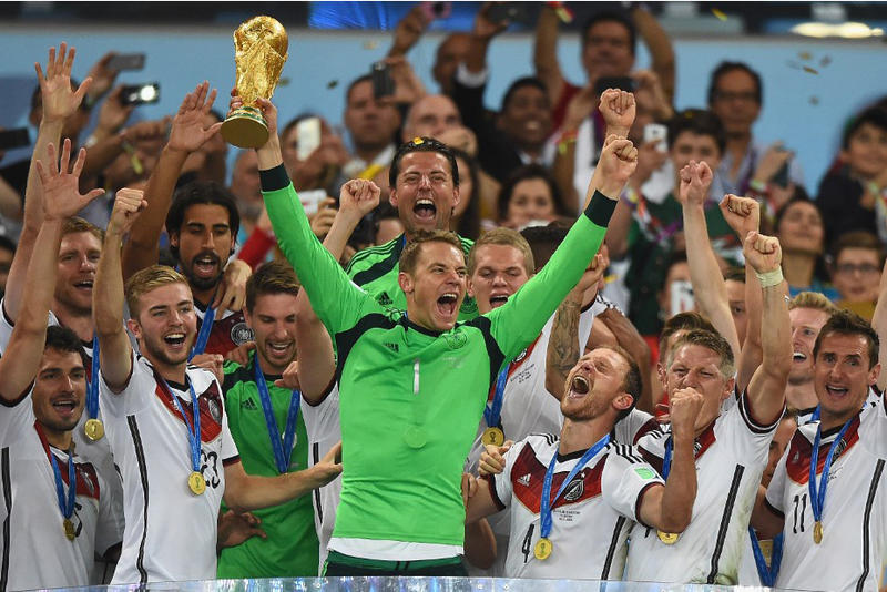 2014 fifa world cup champions germany Manuel Neuer