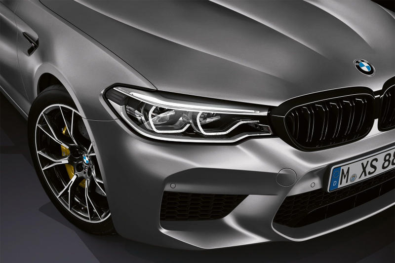 2019 BMW M5 Competition Sedan 617 horsepower most powerful ever german cars