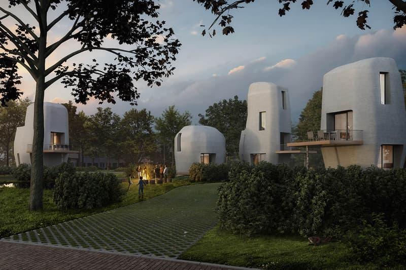 3d printing architecture eindhoven netherlands design