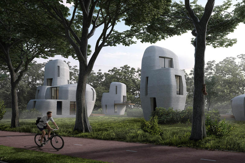 3d printing architecture eindhoven netherlands design