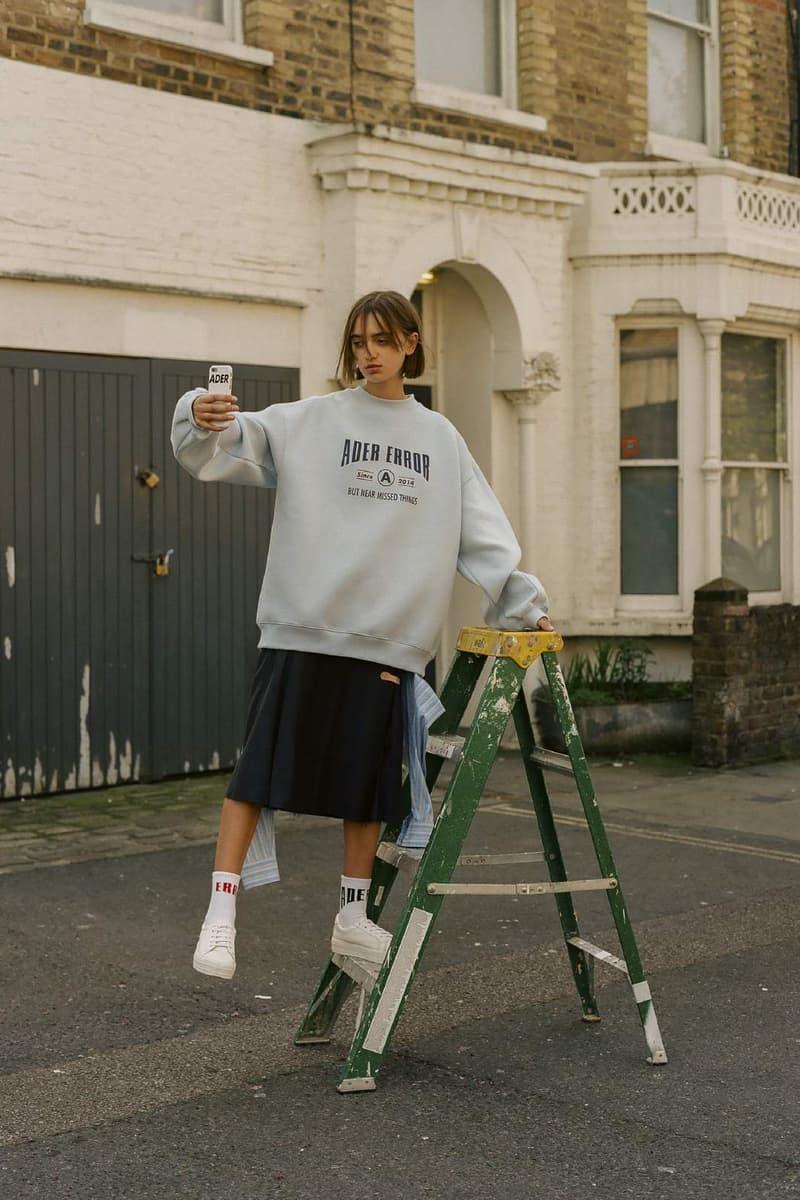 Ader Error Spring/Summer 2018 Campaign Seoul Korea Streetwear