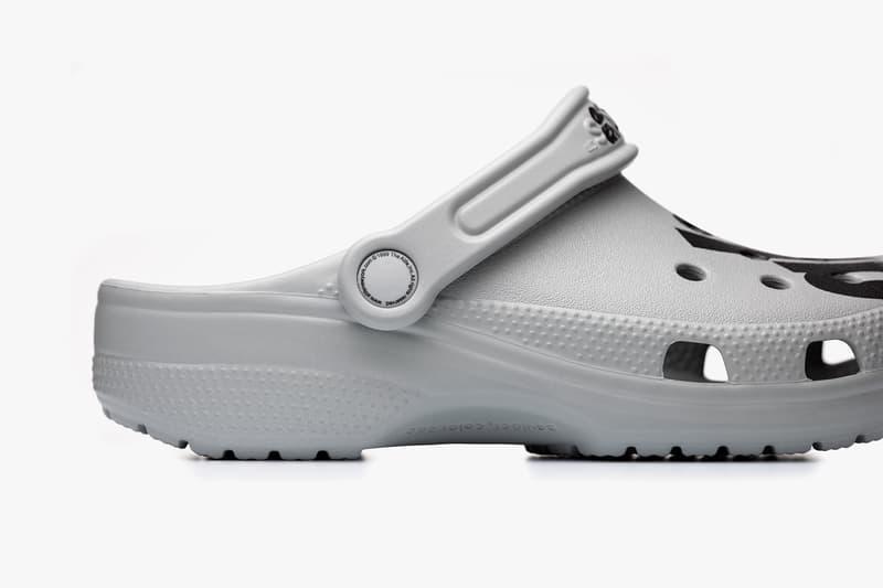 Alife crocs art sport classic athletic sock collaboration jibbitz new york landmarks june 14 2018 rebranding rivington club mule shoe sandal release date info drop closer look official clog