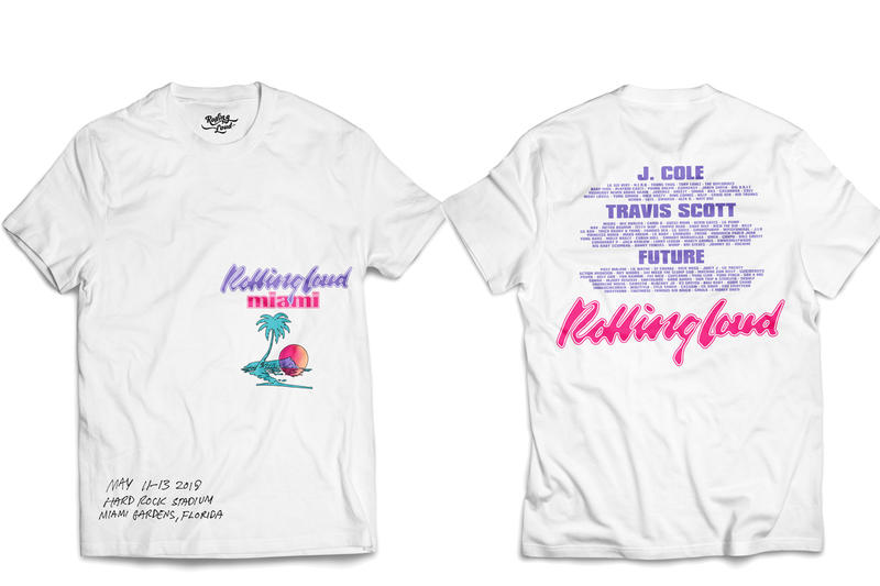 Rolling Loud Merch for Miami 2018