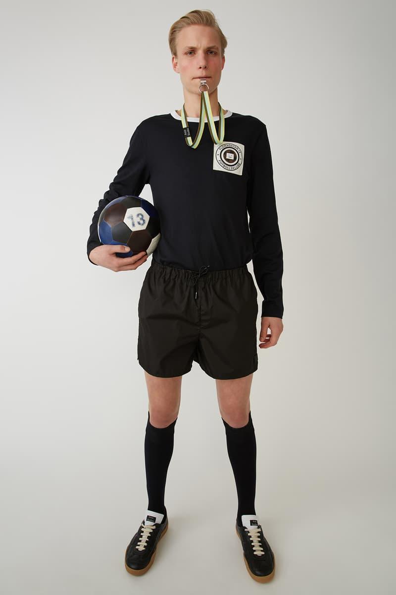 Acne Studios Fotbollsklubb football kit uniform jersey