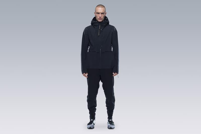 ACRONYM Spring Summer 2018 Jackets Release Date Info Drops J1A GTPL J1A GTV J66 GT J66 GTV Black Olive Hi Vis Yellow Outwerwear Techwear
