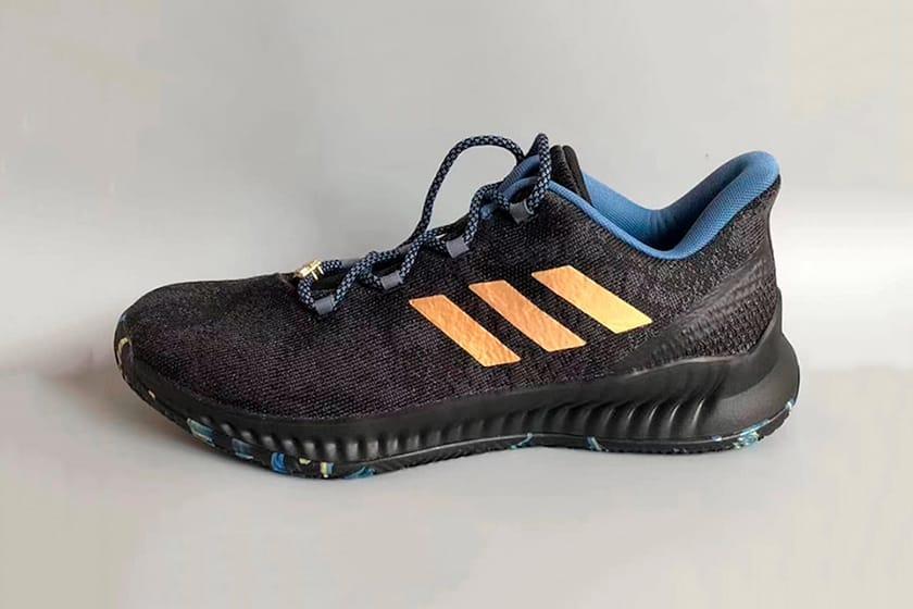 Made James Harden's MVP Shoe