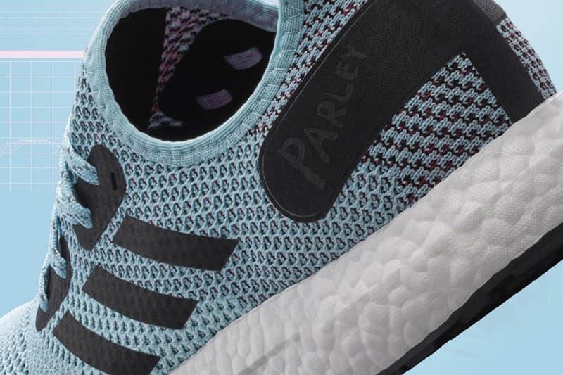 adidas AM4LA speedfactory parley ocean plastic may 25 june 2 2018 release date info drop sneakers shoes footwear