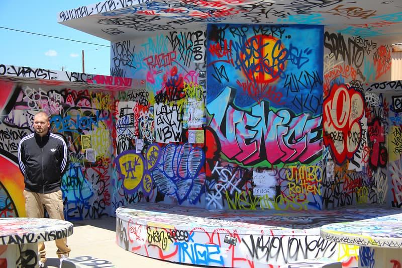 adidas Skateboarding Beyond The Streets Event Recap Venice Pavilion The Pit Risk Shepard Fairey STAY HIGH 149 Martha Cooper KC Ortiz, Kristofferson San Pablo Jason Revok