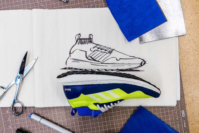 adidas Consortium UltraBOOST Mid Prototype proto midproto Release Info blue green grey gray volt neon navy white information date