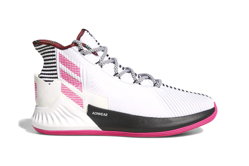 adidas Reveals Images of the New D Rose