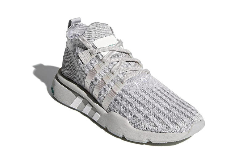 adidas EQT Support Mid ADV Triple Grey release info 25 year anniversary sneakers footwear