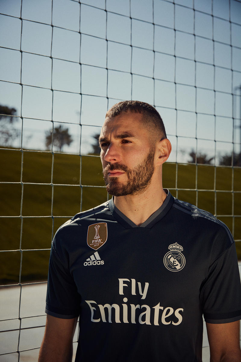sports shoes a2a40 e57f4 Real Madrid Home & Away Kits for 2018/2019 | HYPEBEAST