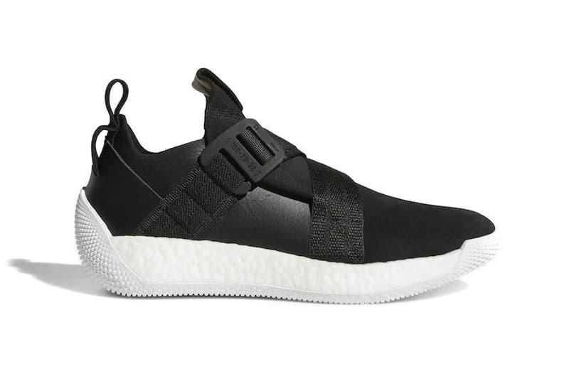 on sale 3aabb 978a0 adidas Harden LS 2 Buckle black white tan blue release info sneakers  footwear james harden