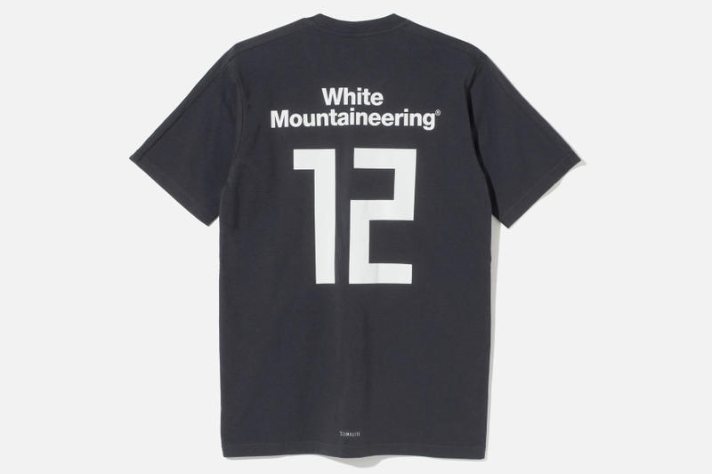 White Mountaineering x adidas Jersey World Cup