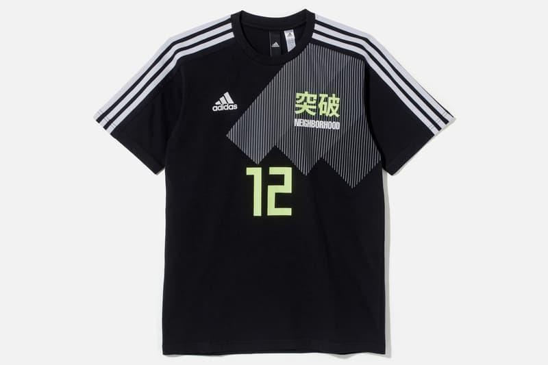 Neighborhood x adidas Jersey World Cup