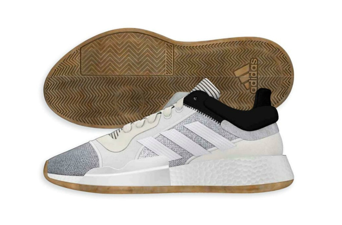 adidas Marquee Boost Basketball Sneaker