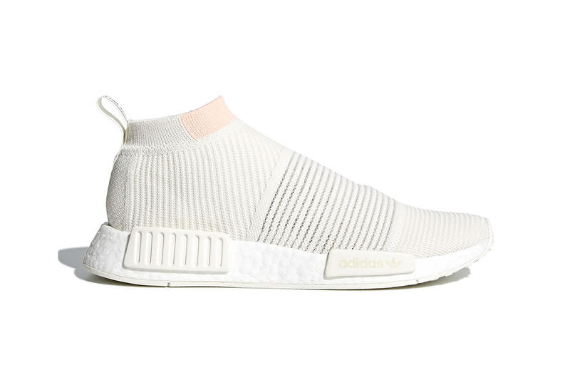 6b01345d8f7d2 adidas NMD CS1 Clear Orange Release Date footwear 2018 june adidas  originals city sock