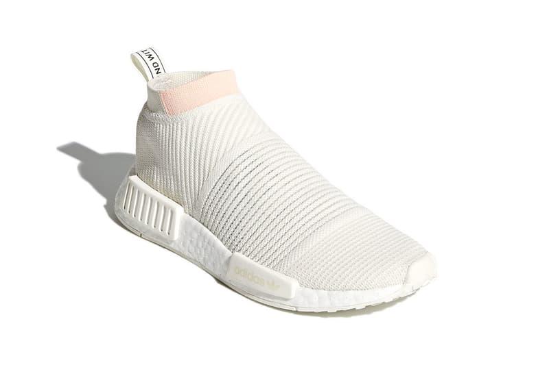 adidas NMD CS1 Clear Orange Release Date footwear 2018 june adidas originals city sock